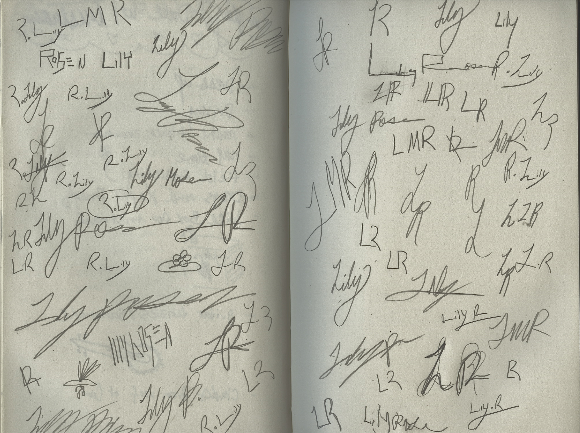 Fancy Signatures For Names Figure out my signature Fancy Signatures For Names